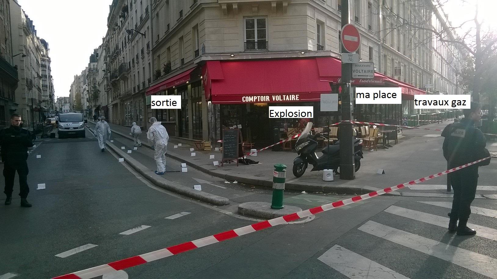attentat 13 novembre paris boulevard voltaire