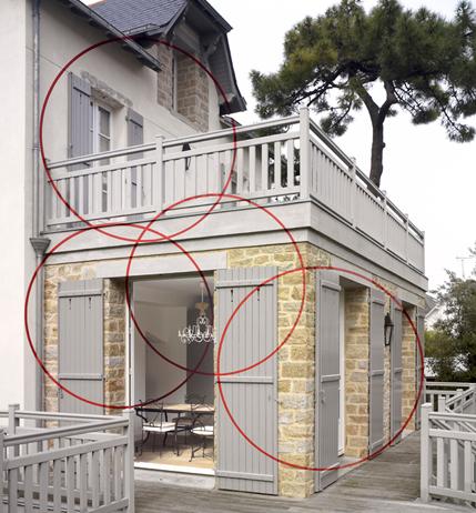 illusion optique en art