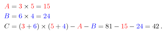 Karatsuba Multiplication method